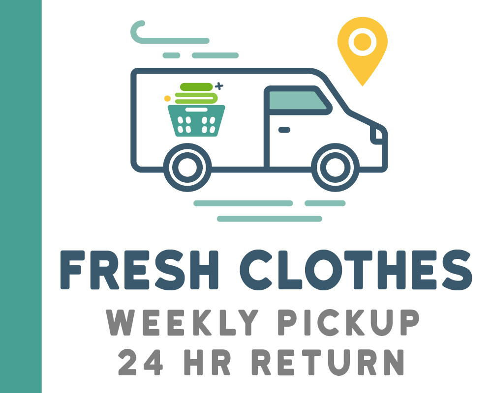 Fresh Clothes Customer App Signup and Agreement