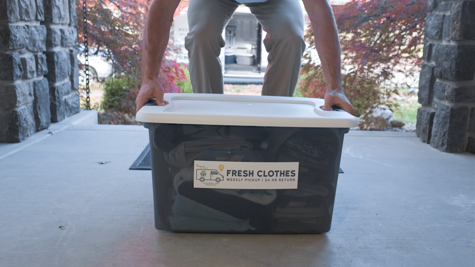 Year End Recap and 2021 Mobile Laundry Expansion Plans