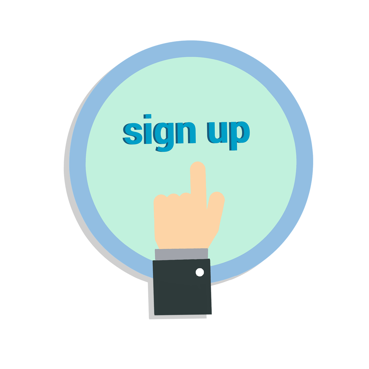 sign up now png