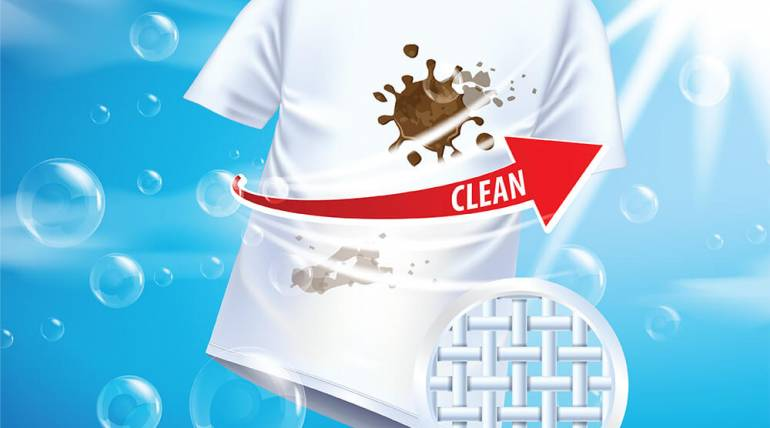 Tips for Stain Treating Prior to Pickup